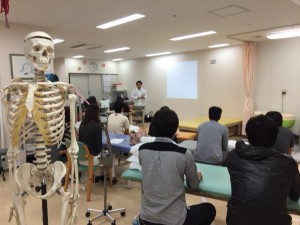 沖縄セラピーベースアップセミナー比嘉俊文玉城潤理学療法士作業療法士セラピスト