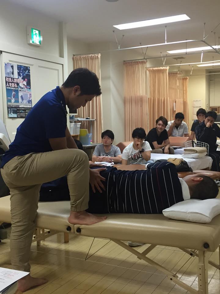 【膜連鎖と骨連鎖の臨床展開】沖縄セラピーベースアップセミナー