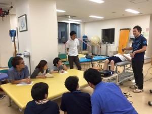 沖縄理学療法セラピーベースアップセミナー