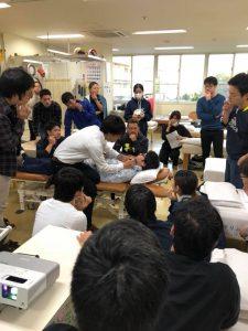 古泉先生沖縄理学療法セラピーベースアップセミナー作業療法